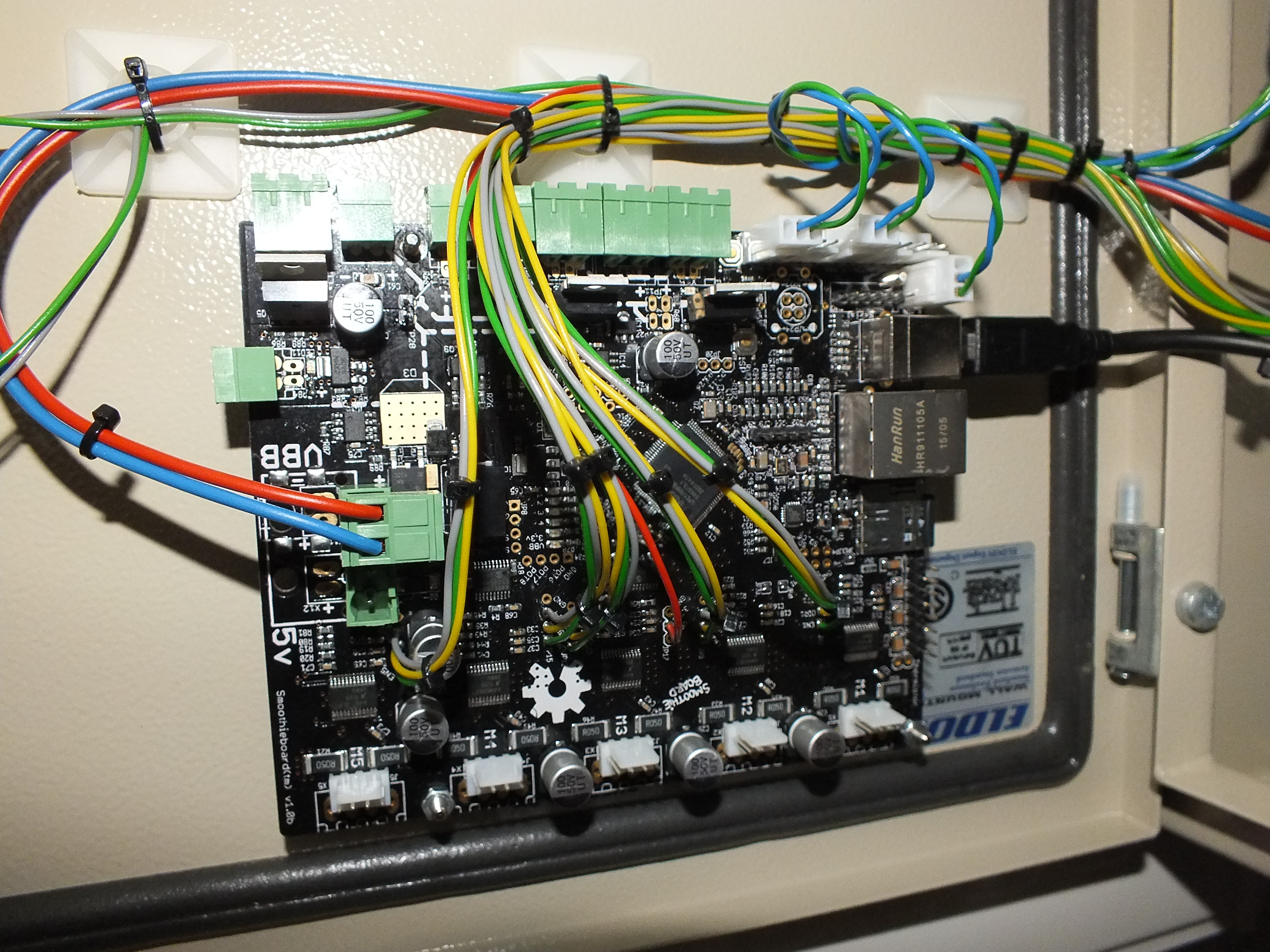 how to wire smoothie project rh forum smoothieware org The Fog Machine Wiring Diagram Washing Machine Wiring Diagram